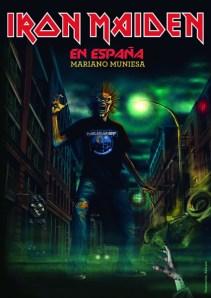 Iron Maiden en España portada